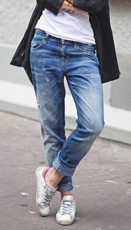 Jeans: miniguida su come scegliere quello perfetto Boyfriend