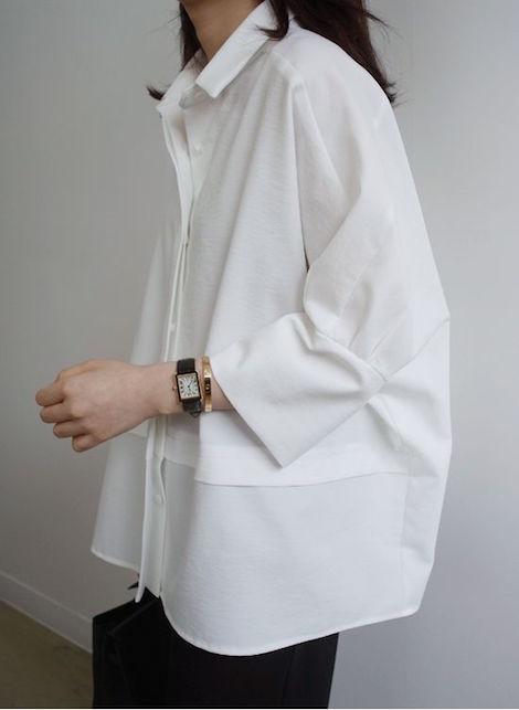 La camicia bianca: come indossare4