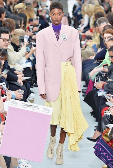 I colori Pantone per la primavera 2018: Pink lavander