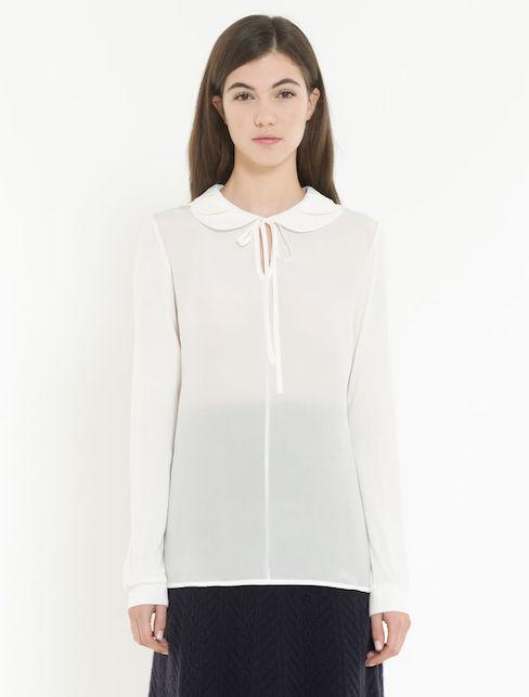 La camicia bianca: 10 consigli di shopping per voi - modello  Max&co cristina.jpg
