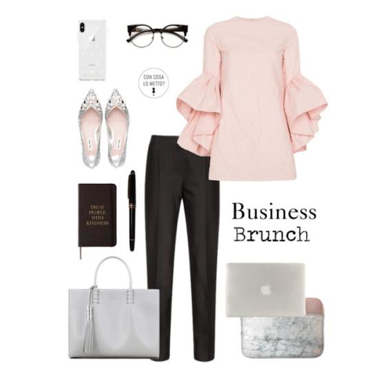 Cosa indossare ad un brunch di lavoro: la camicia importante