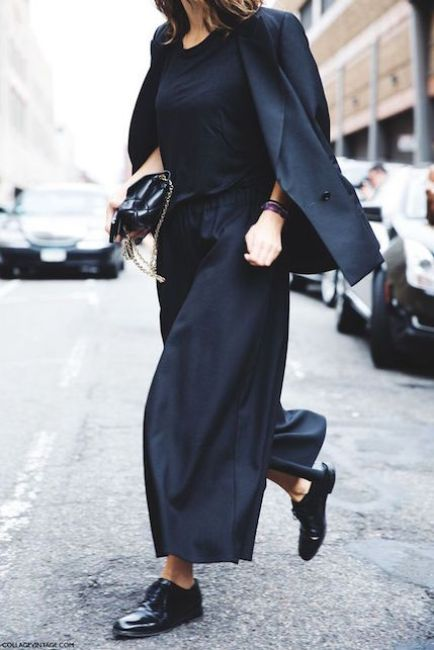 Mamma tuttofare: consigli di stile, i pantalono culotte