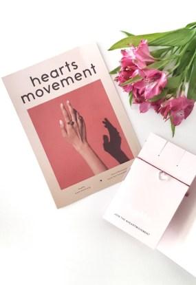 See Me: gioielli fatti con il cuore, braccialetto con cordino di seta rosa