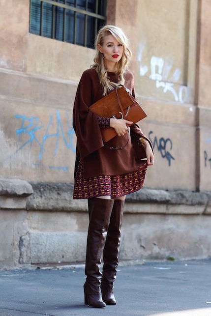 Stivali anni settanta: consigli di stile e di shopping – Con