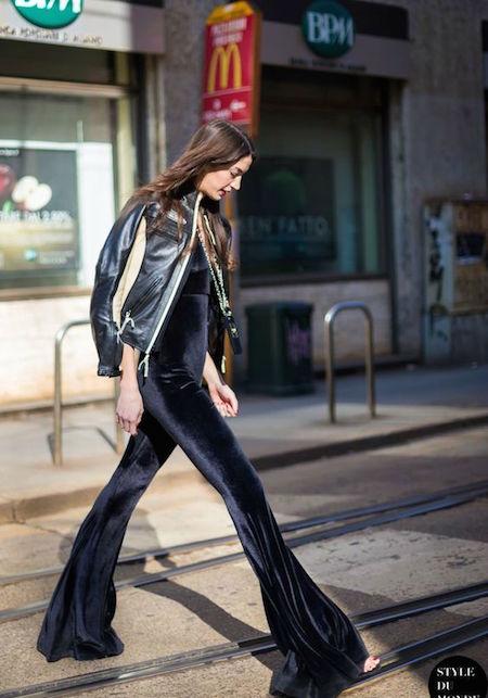 Come indossare pantaloni velluto