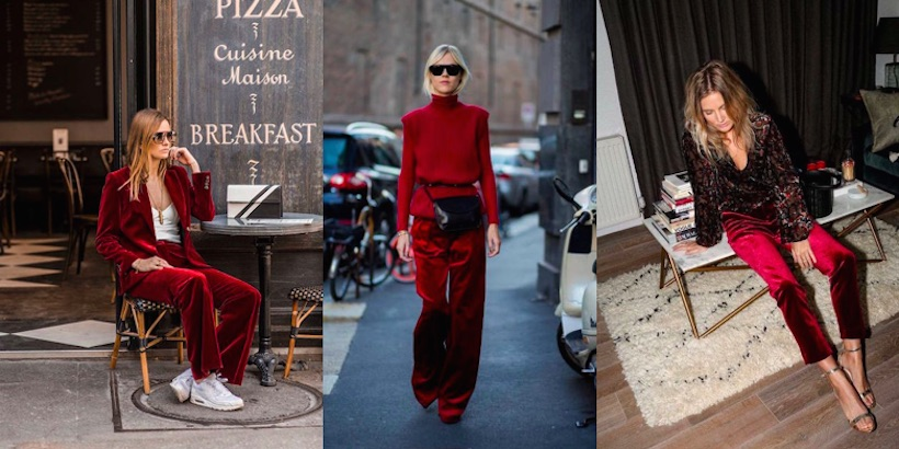 Come indossare i pantaloni in velluto: idee di look
