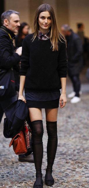 Calze e collant: quali scegliere e come indossarli