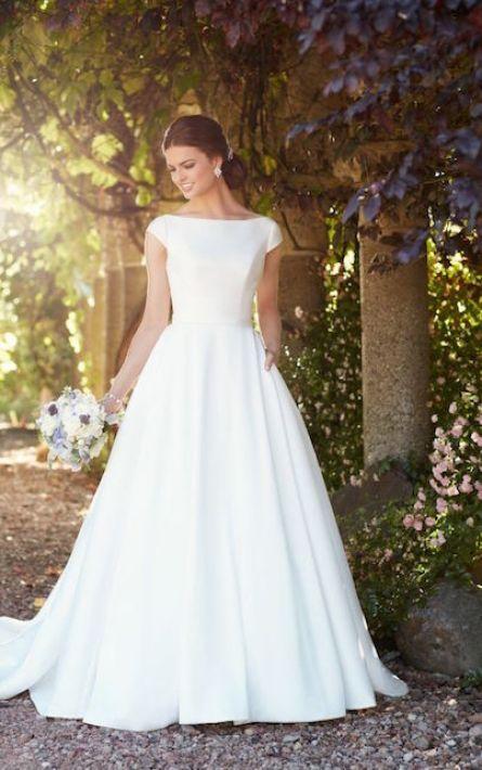 Abito da sposa: come sceglierlo a seconda del fisico