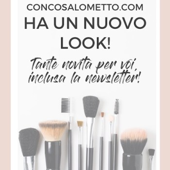 Concosalometto.com ha un nuovo look!