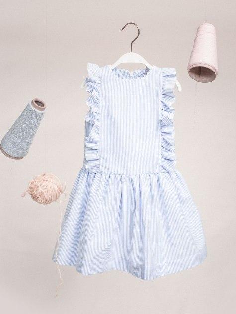 Marchi di moda sostenibile da bambino