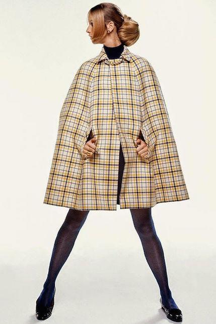 come indossare la mantella