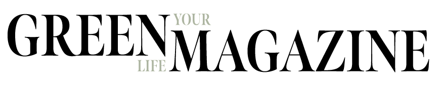 logo green magazine
