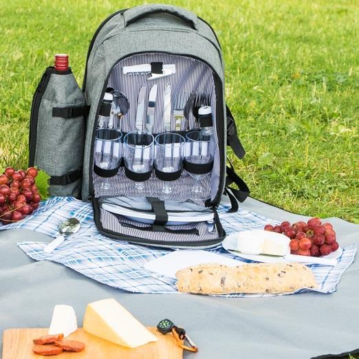 À gagner : un magnifique ensemble de picnic