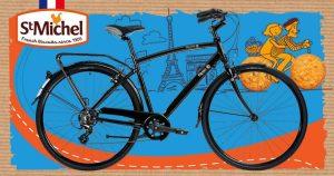 À gagner : un magnifique vélo de ville Opus!