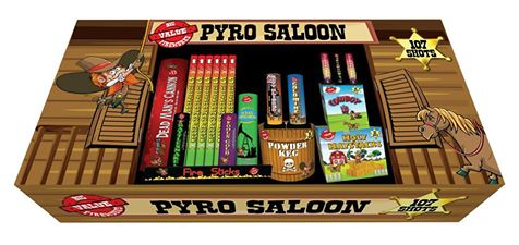 À gagner : 1 kit PYRO SALOON d'une valeur de 120 $