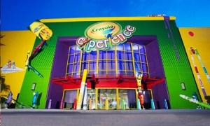 À gagner : Voyage pour 4 ans à l'expérience Crayola à Orlando, FL