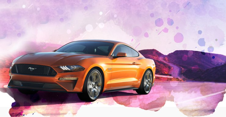 Concours - Gagner la nouvelle Ford Mustang