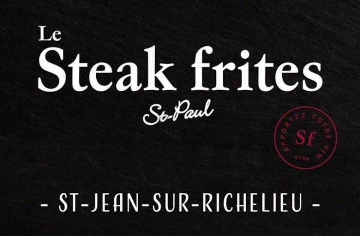 Concours - Gagner un certificat cadeaux de 50$ au restaurant Steak frites