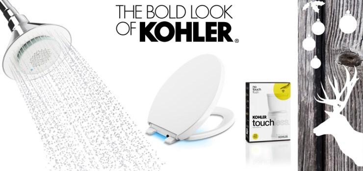 Gagnez des gadgets Techno pour salle de bain