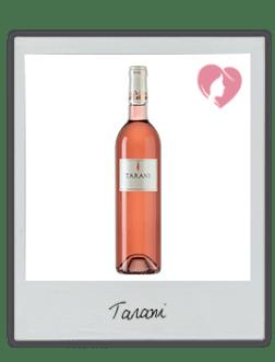 Vin Rosé - Tarani Rosé - Vinovalie