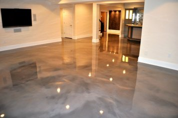 Polished concrete and epoxy floors