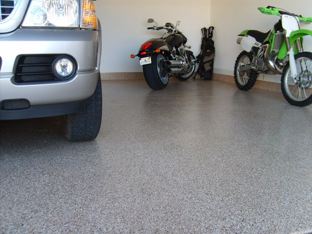 Epoxy Floor Garage Palm Beach Florida