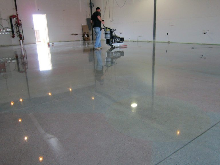 Polished Concrete Tampa