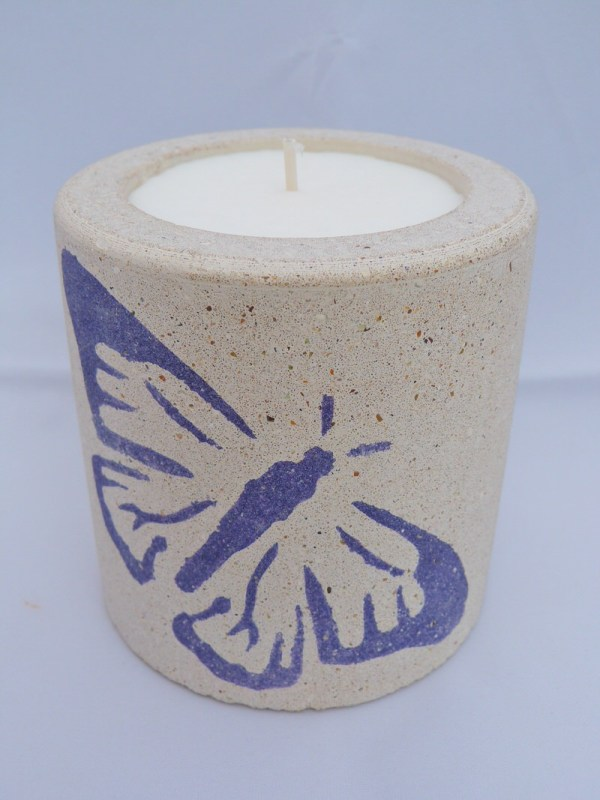 Butterfly Candle photo 2
