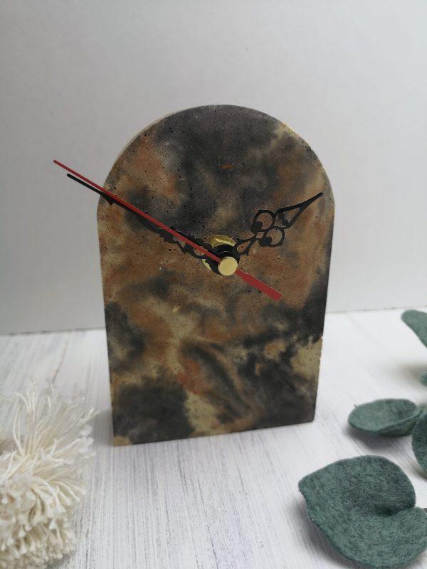 Marbled Mantelpiece Clock main photo