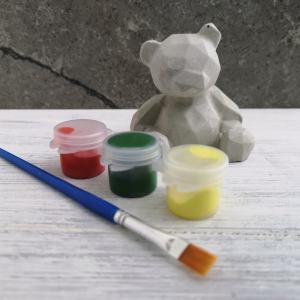 Paint your own teddy bear main photo