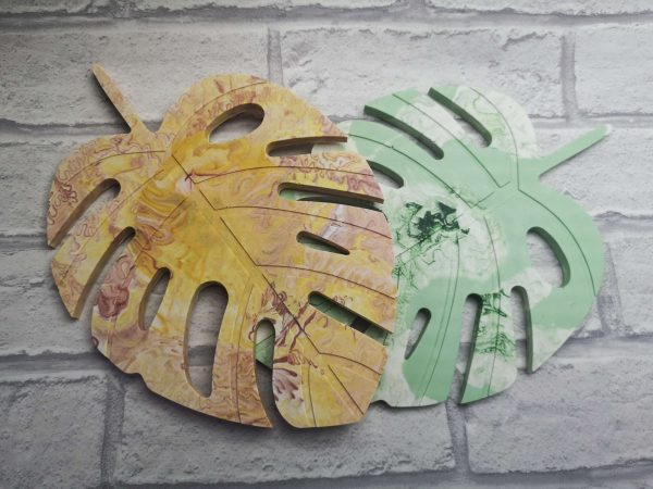 Monstera Leaf Mat main photo