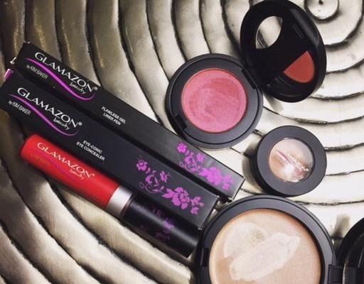 makeup beauty Glamazon Cosmetics