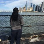 Visiting Governors Island