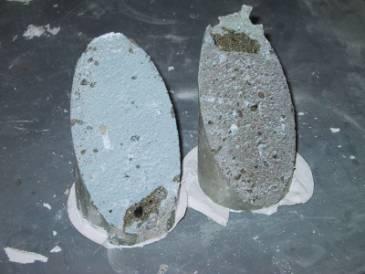 Concrete Mender™ ASTM C882-99 Core Sample