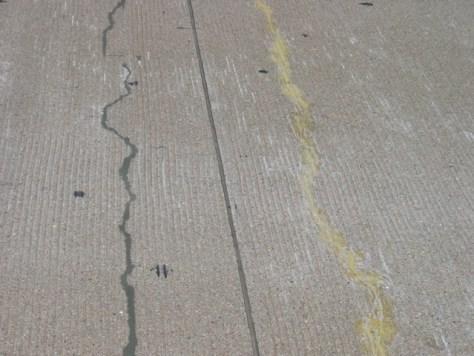 Crack Repairs 052506 002
