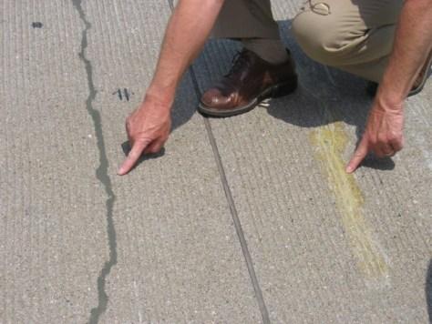 Crack Repairs 052506 003