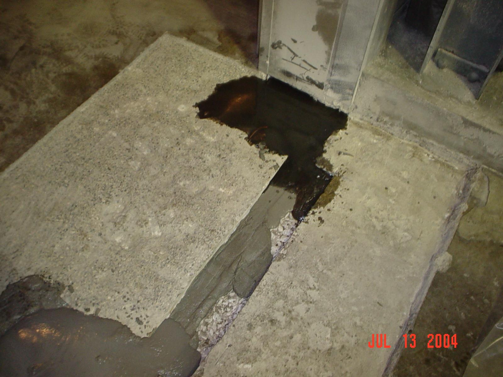 Freezer Threshold Repair Roadware Incorporated
