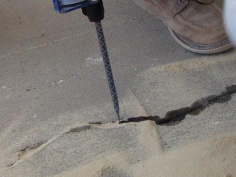 Concrete Mender Crack Repair Exterior