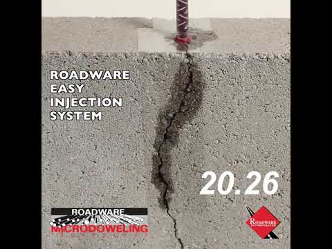 Roadware Easy Injection Video