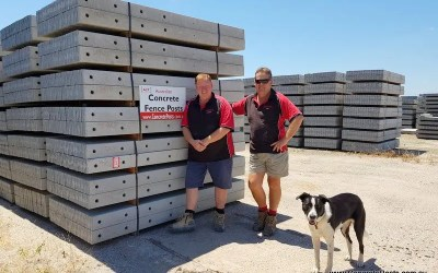 Who are Australian Concrete Posts and how we began making concrete fence posts.