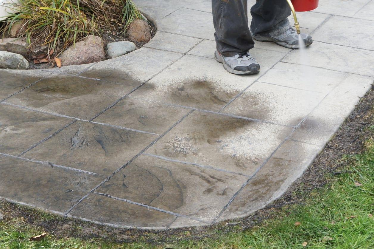 wet look sealer review concrete