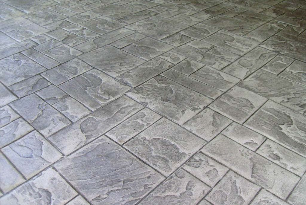 Ashlar Slate Concrete Stamp Rental