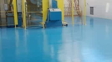 Epoxy Mortar Floor Resurfacing Systems