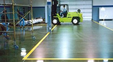 Commercial Floor Coating Systems Concrete Repair Concrete Restoration