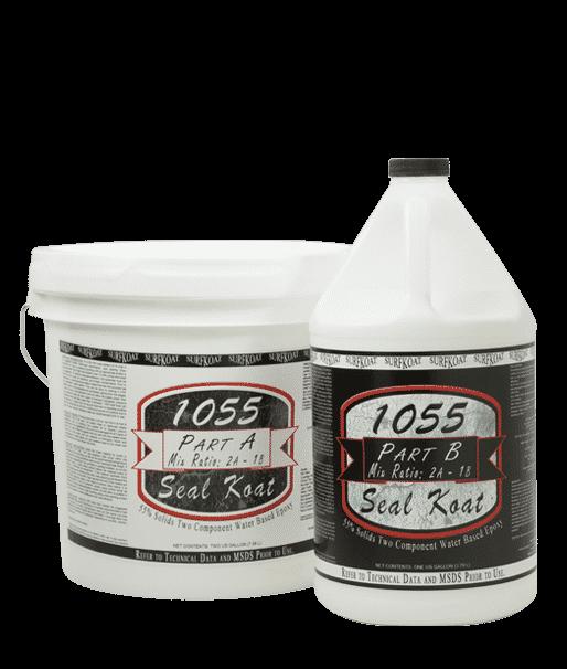 SurfKoat 1055 Seal Koat Epoxy Clear Concrete Floor Coating