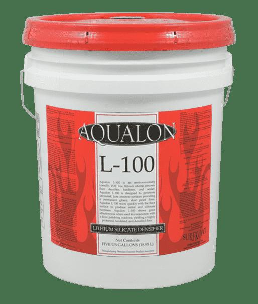 Aqualon L-100 Lithium Silicate Concrete Floor Densifier Polished Concrete Hardener