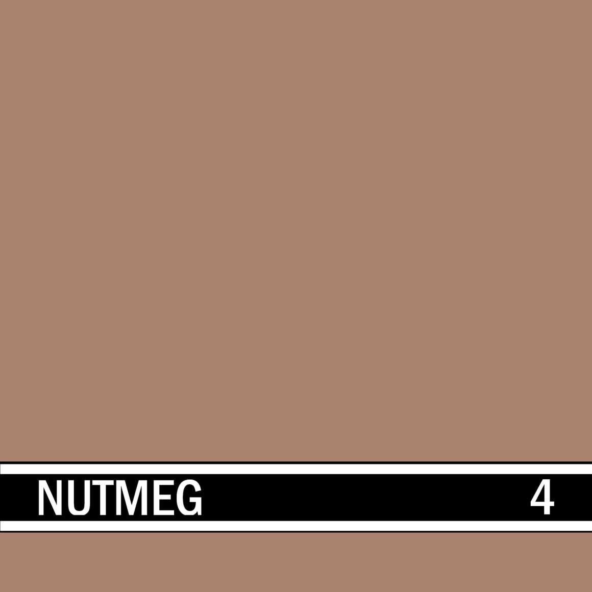 Nutmeg integral concrete color for stamped concrete and decorative colored concrete