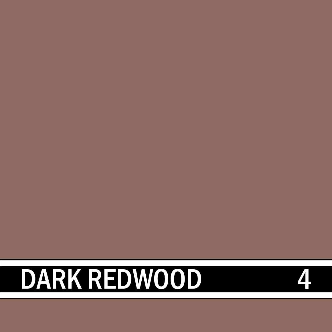 Dark Redwood integral concrete color for stamped concrete and decorative colored concrete