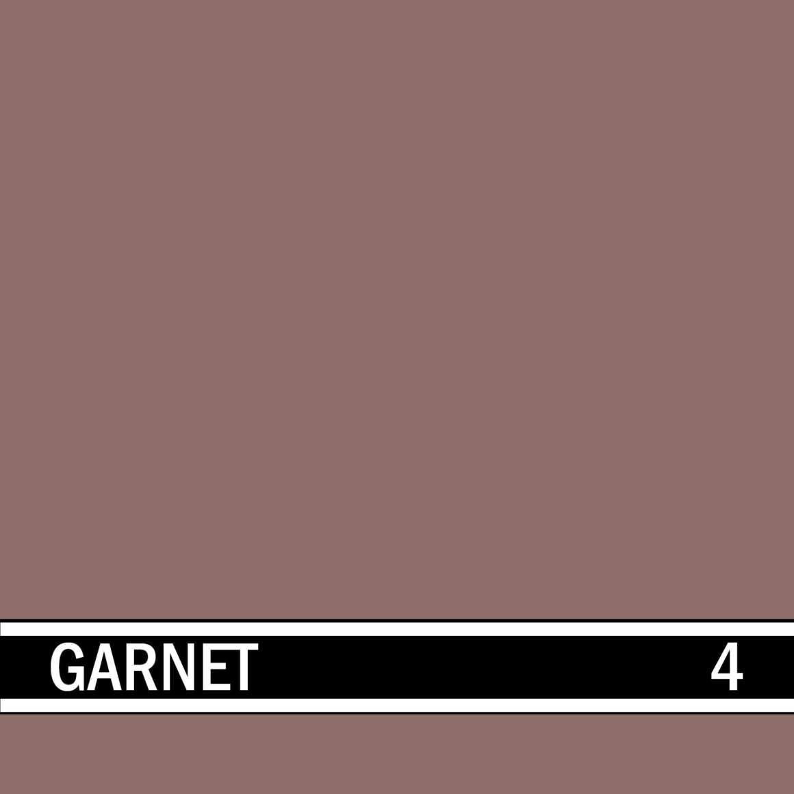 Garnet integral concrete color for stamped concrete and decorative colored concrete
