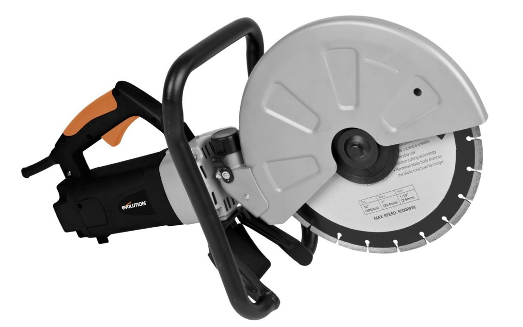 Evolution DISCCUT1 Disc Cutter Saw Review – Is It Garbage?